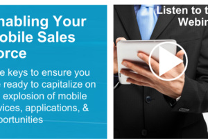 Five keys to ensure you are ready to capitalize on the explosion of mobile devices, applications, and opportunities.