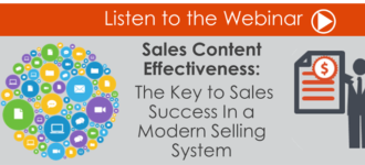Sales Content Effectiveness Webinar – Learn Why Content is The Key to Success in Modern Selling