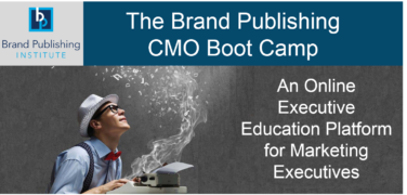 The Brand Publishing CMO Boot Camp